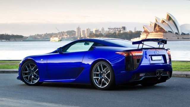 Lexus LFA's Complex Carbon Fiber Production Process To Be Used For Other Models, Gallery 1 - MotorAuthority
