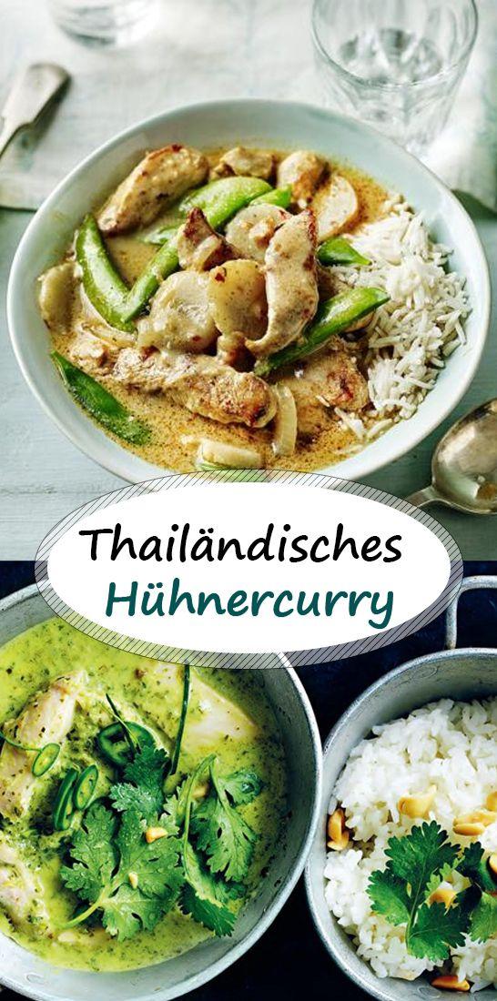 Thai Hühnercurry