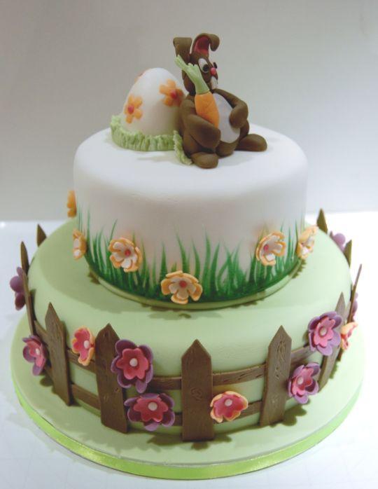 117 best Spring Easter cakes images on Pinterest Easter food