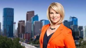Jocelyn Laidlaw;  Anchor: Noon News and 5:00 News