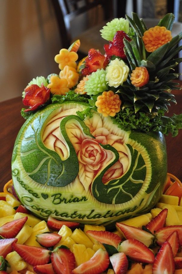 картинки из овощей украшения для