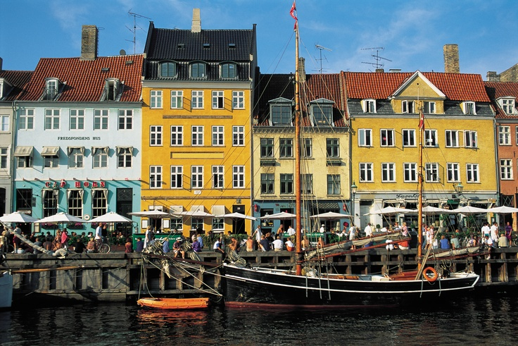 Masse storbyliv i Skandinavia: København!
