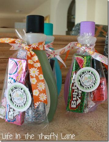 Sassy Style: 10 DIY Friend Gift Ideas