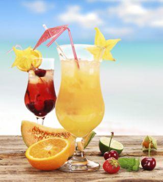 Le #cocktail Alamo, le plaisir d'une #boisson légèrement alcoolisée et pétillante qui mettra du peps à vos soirées !