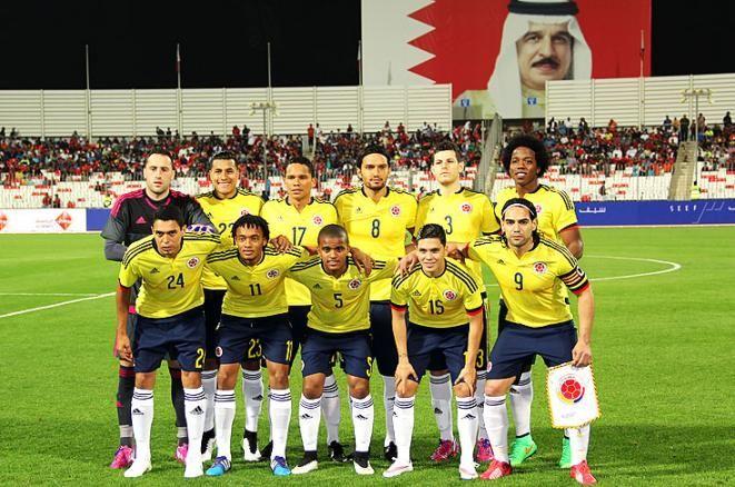 La selección #Colombia se mantiene cuarta en ranking de la #Fifa