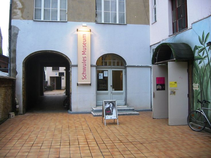 """For those of you who are interested in culture there a lot of museums as the """"schwule museum"""" (the gay museum) which is worth a visit. It is located in Berlin Kreuzberg at the Mehringdamm."""