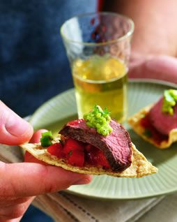 15 best passover recipes low carb diabetic friendly images on grilled salsa steak appetizer recipe diabetic friendly low carb recipe from diabetic gourmet magazine forumfinder Gallery