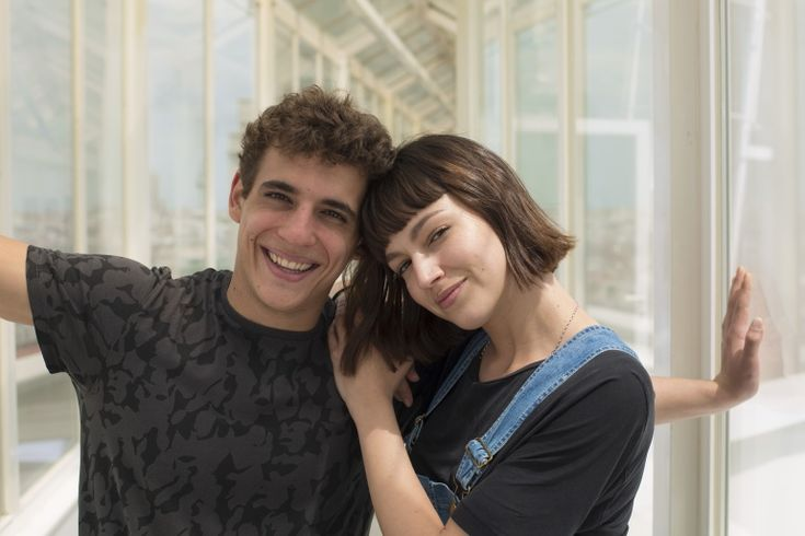 Miguel Herrán y Úrsula Corberó, en la Cadena Ser