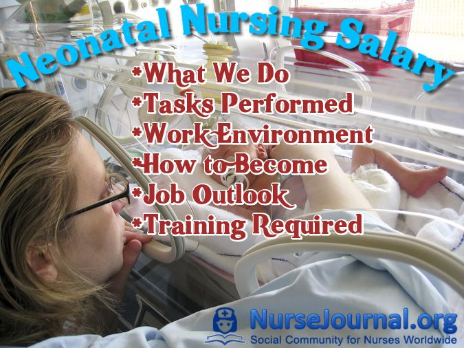 the following article discusses the critical role neonatal nursing play in the community including what they - Working Conditions Of A Neonatal Nurse