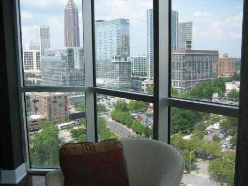 Atlanta high-rise condo. | Nest | Pinterest | Condos, Condo living ...