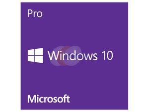 Microsoft Windows 10 Pro - 64-bit - OEM