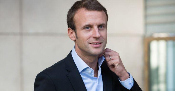 Emmanuel Macron torse nu en Une d'un magazine gay : Son équipe réagit