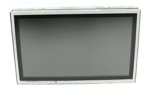 2004 Nissan Quest Radio Information Display Screen w Navigation PN 28090-CA100