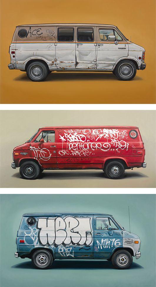 Vehicle Paintings