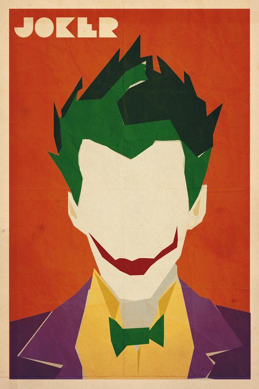 """""""Joker"""" de Lewis Forde"""