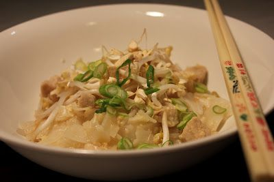 Failsafe Foodie: The Spice of Life - Pad thai