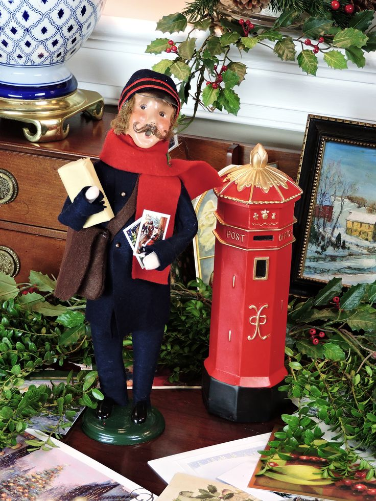 13 best Byers' Choice Carolers - Christmas Decorating Ideas images ...