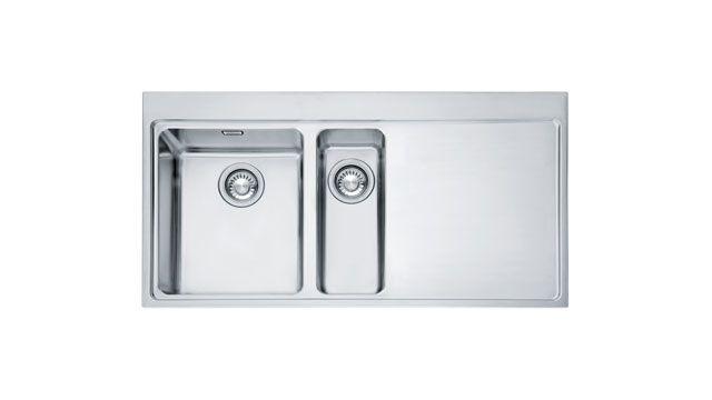 Franke Kitchen Sinks Mythos MMX 651 Stainless Steel