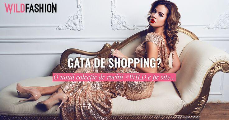 Descopera noua colectie de rochii #wild si alege cele mai frumoase modele pentru viitoarele evenimente din calendar: