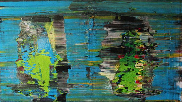 acrylic painting No338