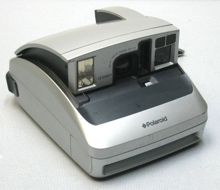 Working Film Tested Polaroid One 600 Instant Film Camera for 600 Film Packs by CanemahStudios on Etsy