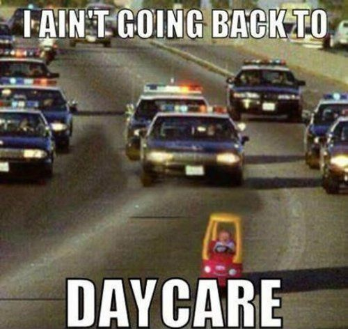 So I've been offered the position of after-school care manager (daycare supervisor, haha) for the upcoming school year. I have a feeling this is what my first day will be like.