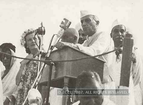 First Independence Day celebrations in Delhi 15 August 1947