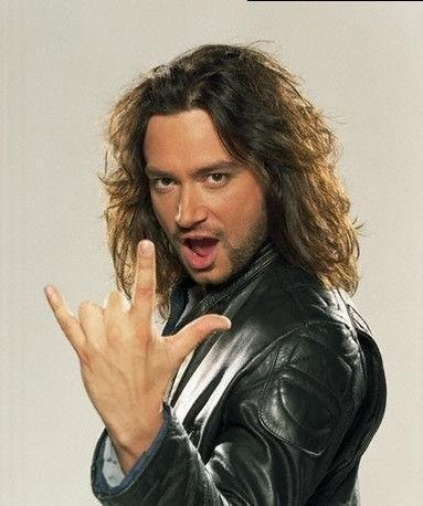 Constantine Maroulis-played Drew on Broadway!!!