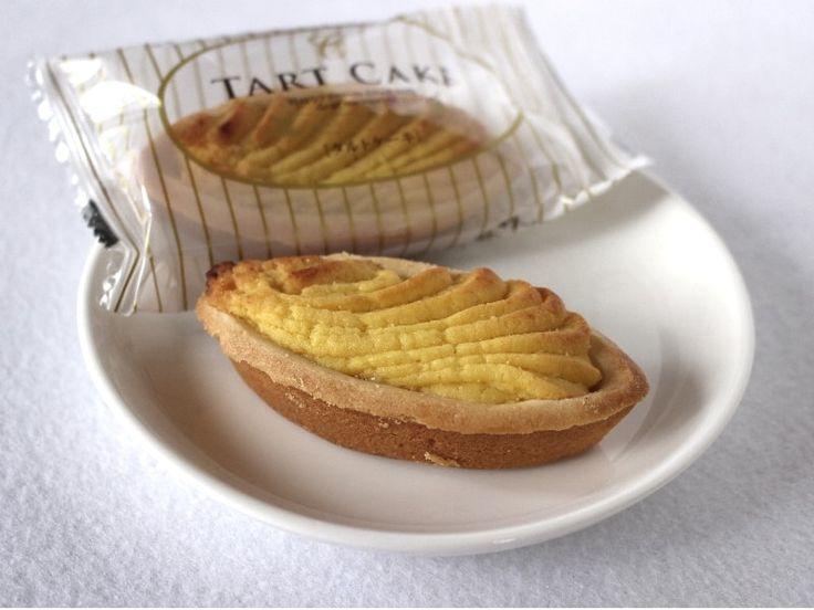 紅あずまスイートポテトタルトケーキ