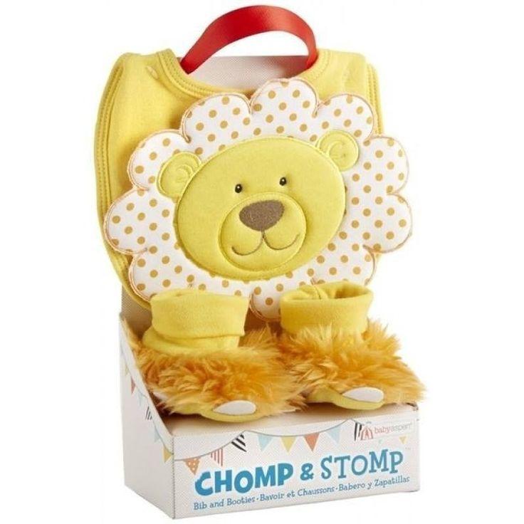 Baby Aspen Chomp and Stomp Lion