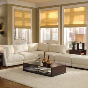 White Sectional Sofa Decorating Ideas