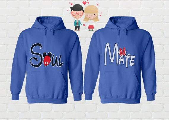 Soul Mate Matching Clothes for Couples Bride and Groom by Wainaola