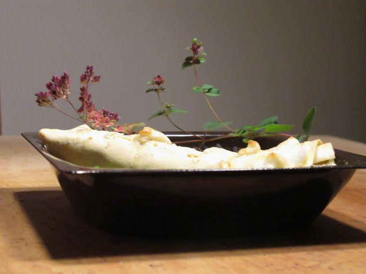 Tsajut: Kantarelli cannellonit