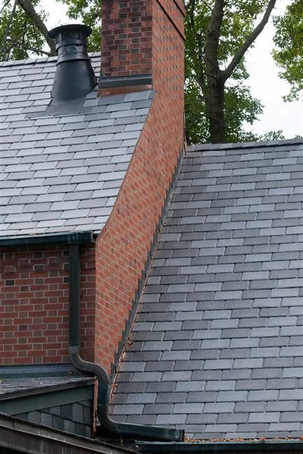 Best Ecostar Majestic Slate Gallery Roofing Synthetic 400 x 300