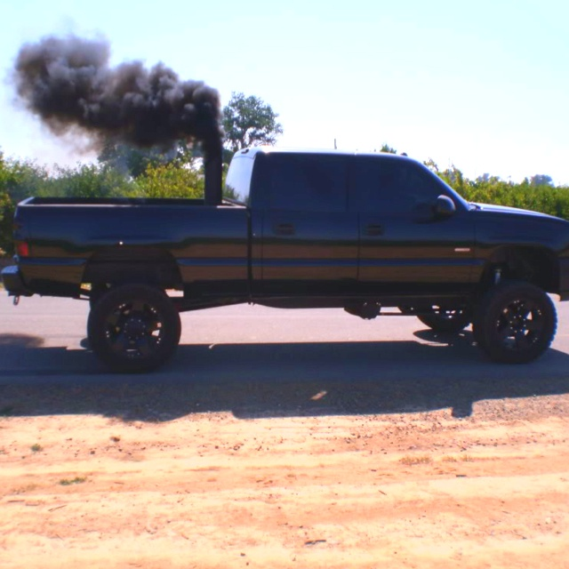 If it isn't a environment friendly motor, better make it smoke!