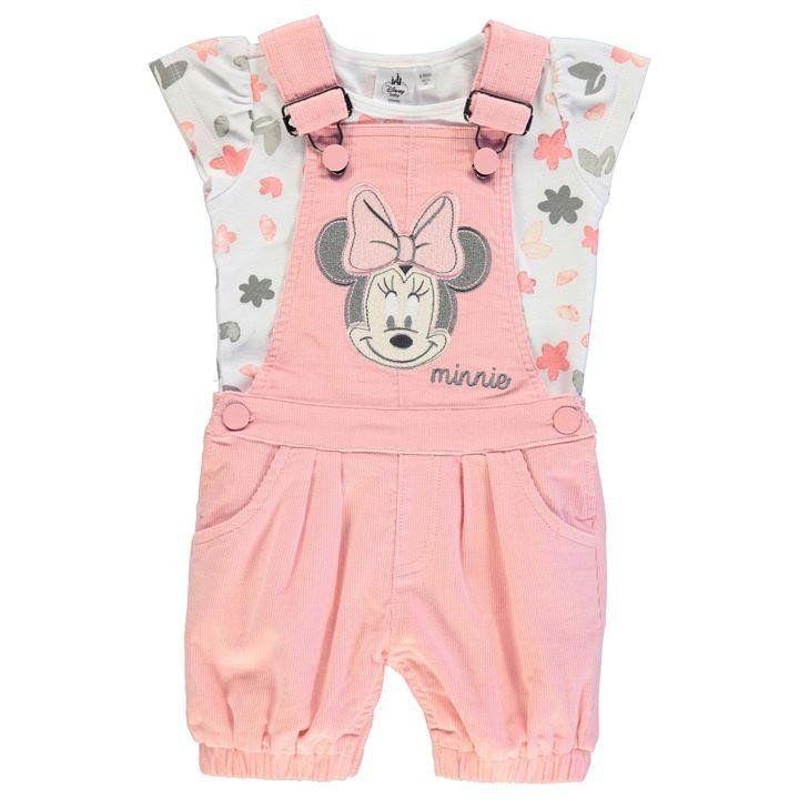 Disney Minni Hiiri vauvan shortsihaalari setti