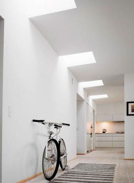 M s de 25 ideas incre bles sobre tragaluz techo en for Techumbres minimalistas