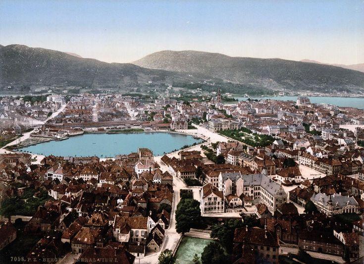 Se de utrolige bildene fra Norge i 1890