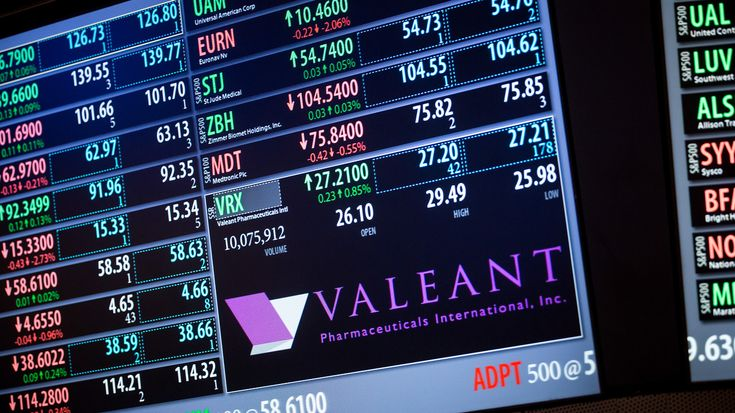 Called to Account: Valeant is providing the media with an earnings metric that the SEC told it to stop using