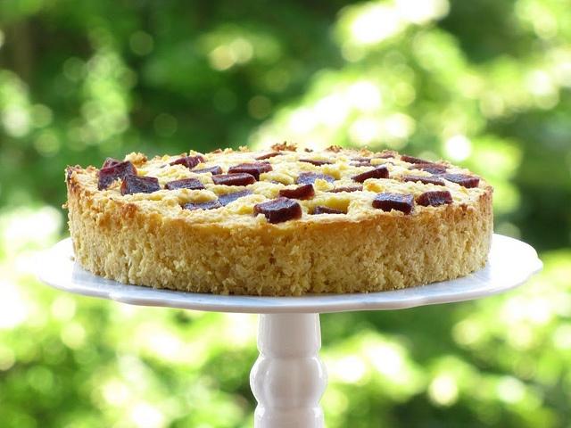 Lemon and blueberries cake!!