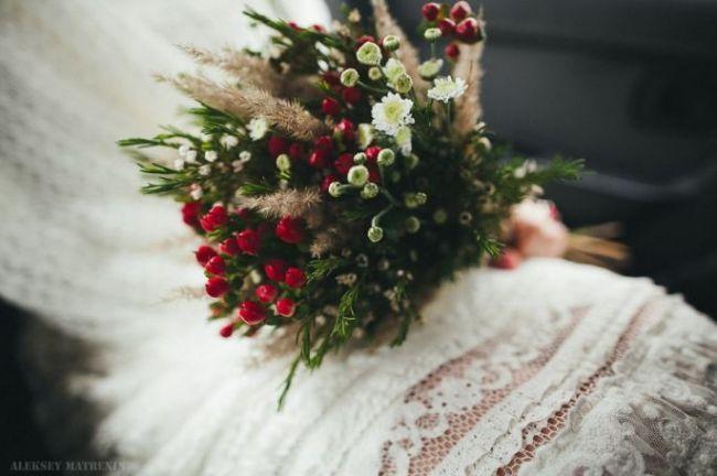 60 buquês de noiva RÚSTICOS maravilhosos para você se inspirar! Image: 15