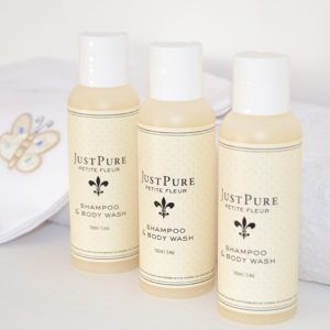 Just Pure Petite Fleur Shampoo & Body Wash
