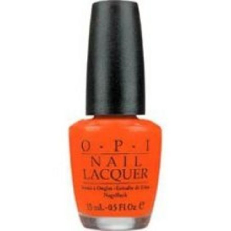 images of opi polish on nails | opi nail polish wholesale opi nail polish atomic orange 5 oz item opi ...