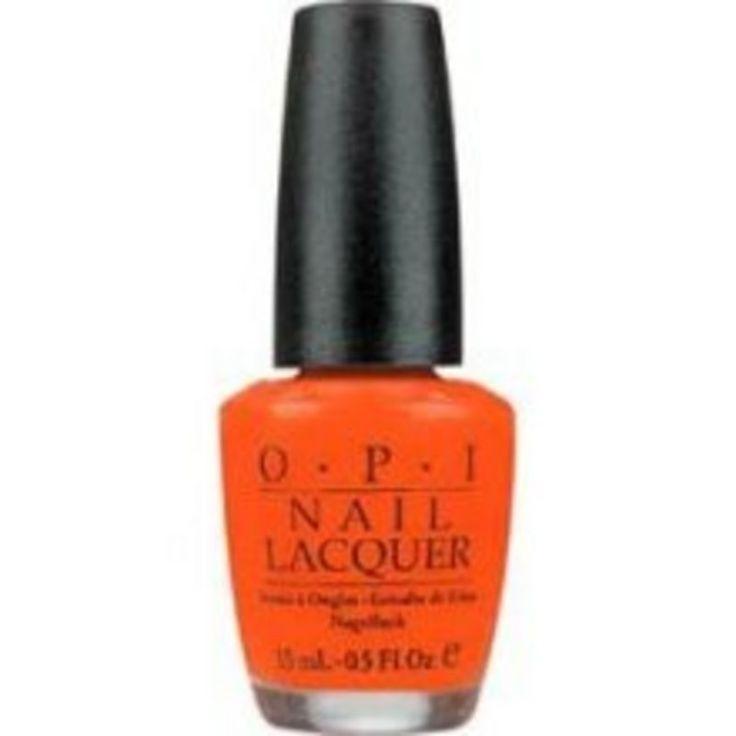 images of opi polish on nails | opi nail polish wholesale opi nail polish atomic orange 5 oz item opi ...