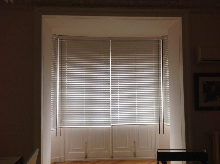 M s de 25 ideas incre bles sobre cortinas de ventana - Cortinas venecianas madera ...