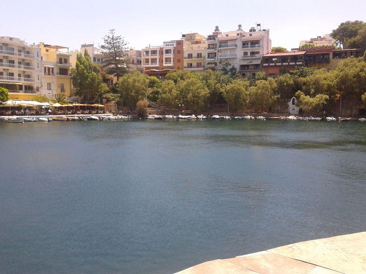 Agios nikolas crete greece holidays