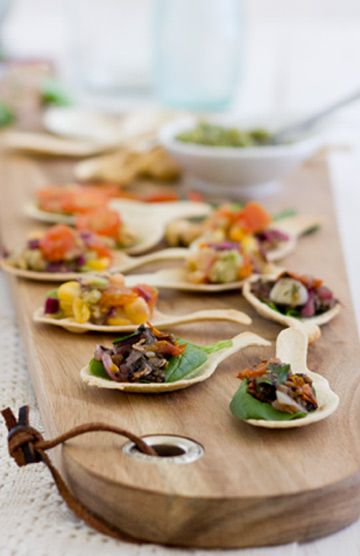 104 best images about canape on pinterest bacon wrapped for Canape tutorial