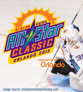 Orlando Solar Bears Set to Open Their Season on Home Ice at the Amway Center!