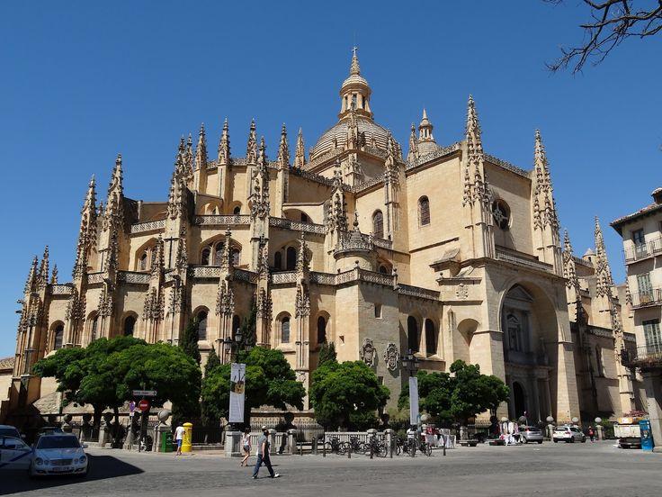 Segovia, Katedrális