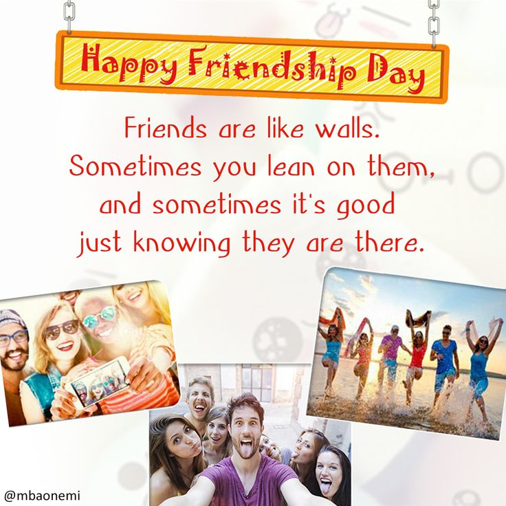 #HappyFriendshipDay Via http://www.mbaonemi.com/  #Friendshipday #BestFriends #Wishes #Happy #Quotes #Celebrate #Good #WhatsApp #Friendshipdayquotes #FriendsForever #TrueFriends